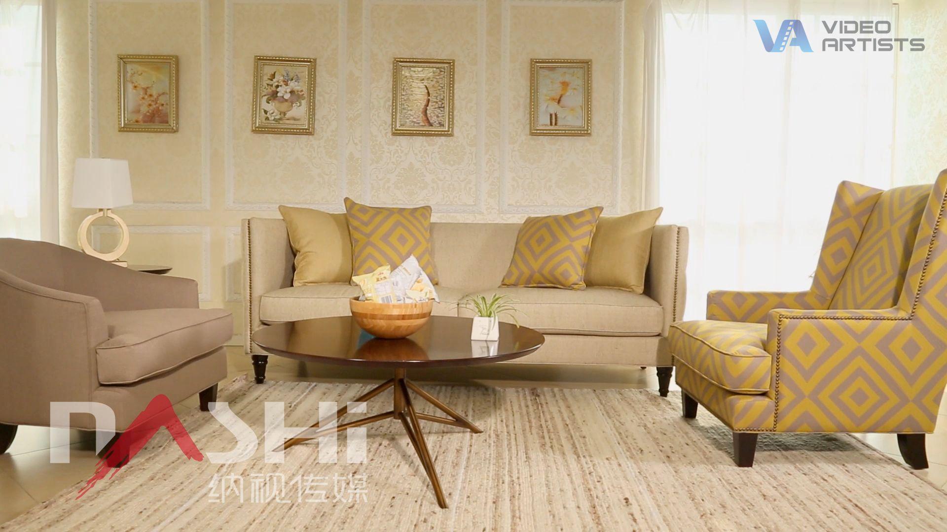 关于家沙发垫-产品宣传片