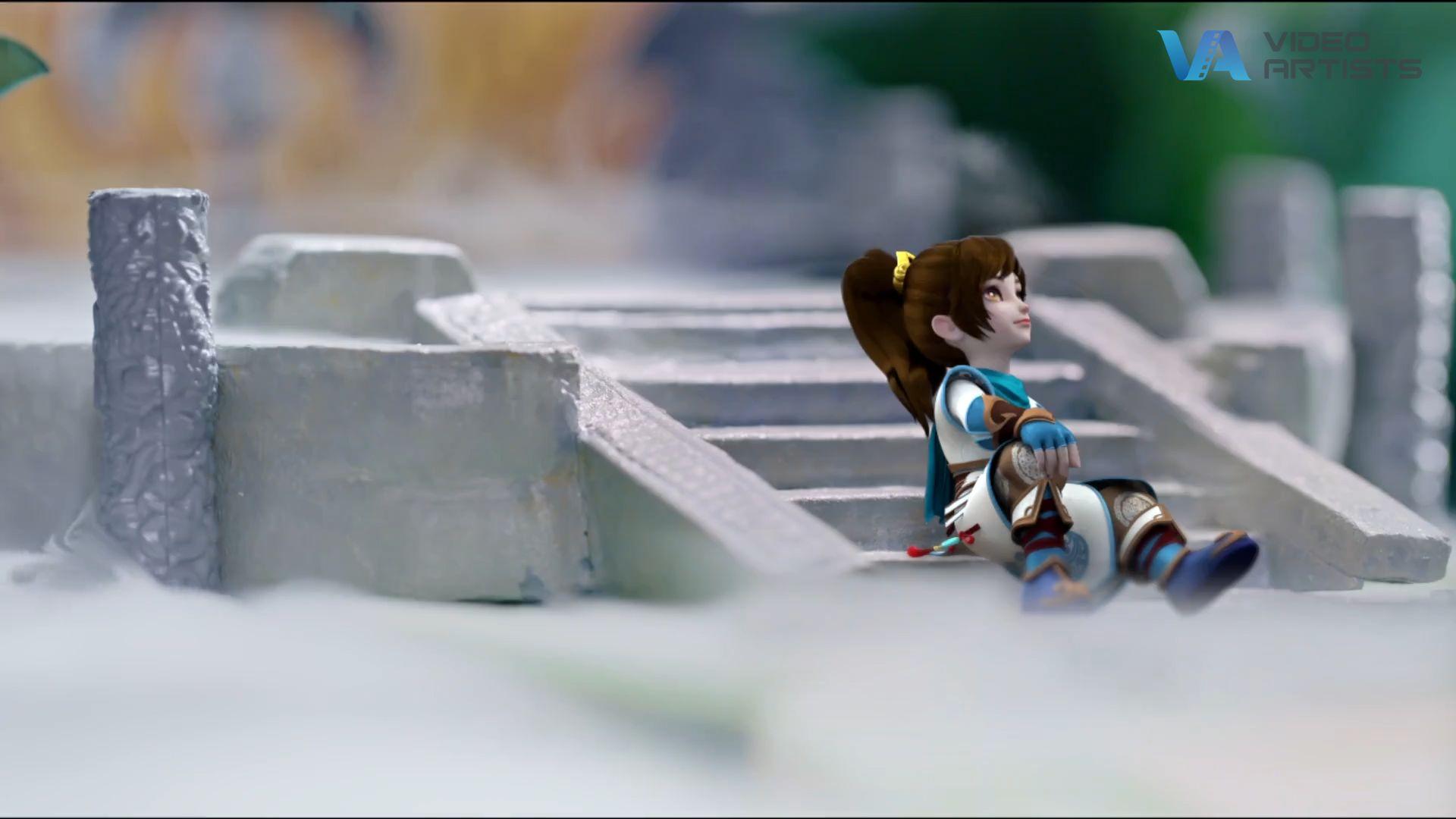 梦幻诛仙(场景制作)—广告片