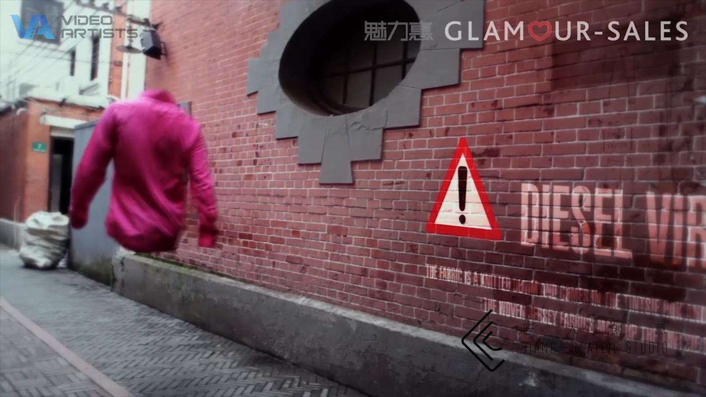 DIESEL 意大利牛仔时装品牌-宣传片